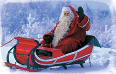 Santa Claus Vehicle