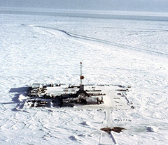 Oil Companies aiming for Drilling on Arctic Ice Caps