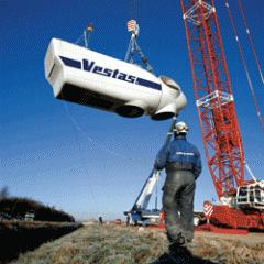 Vestas Wind Production In China