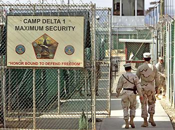 The Guantanamo Bay shame has ended