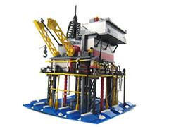 LEGO-oil